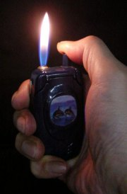 Cell Phone Lighter