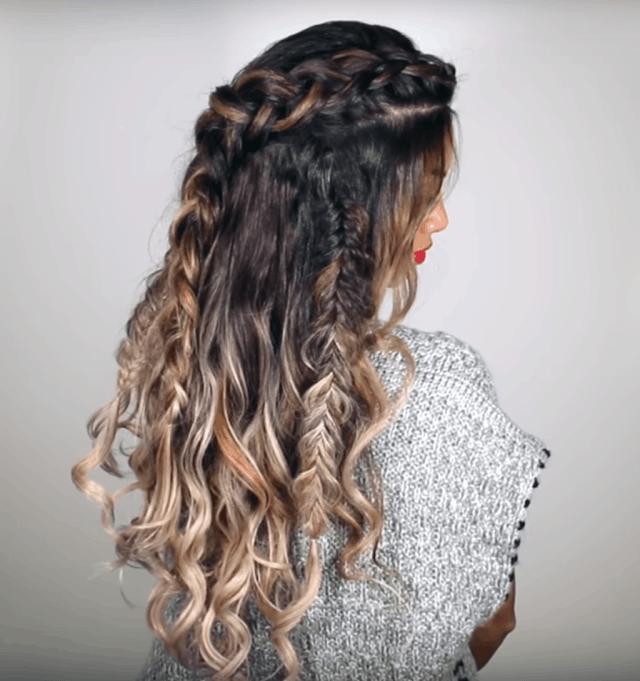 bohemian style 101: 3 easy boho hairstyles - college fashion
