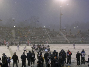 Miami wasn't as cold though as was UNH at Villanova in 2009.