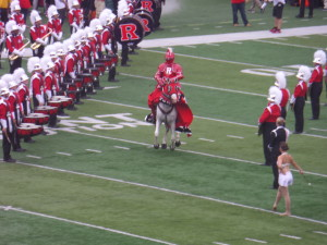 Rutgers may need a Knight in shining armor upon a noble steed to shore up their defensive secondary against Penn State.