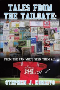 We saw some memorable college football history from 1972-2007. Check out our book!