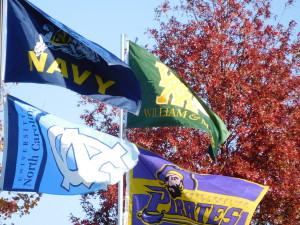 Navy looks to sink the East Carolina Pirates next Saturday.