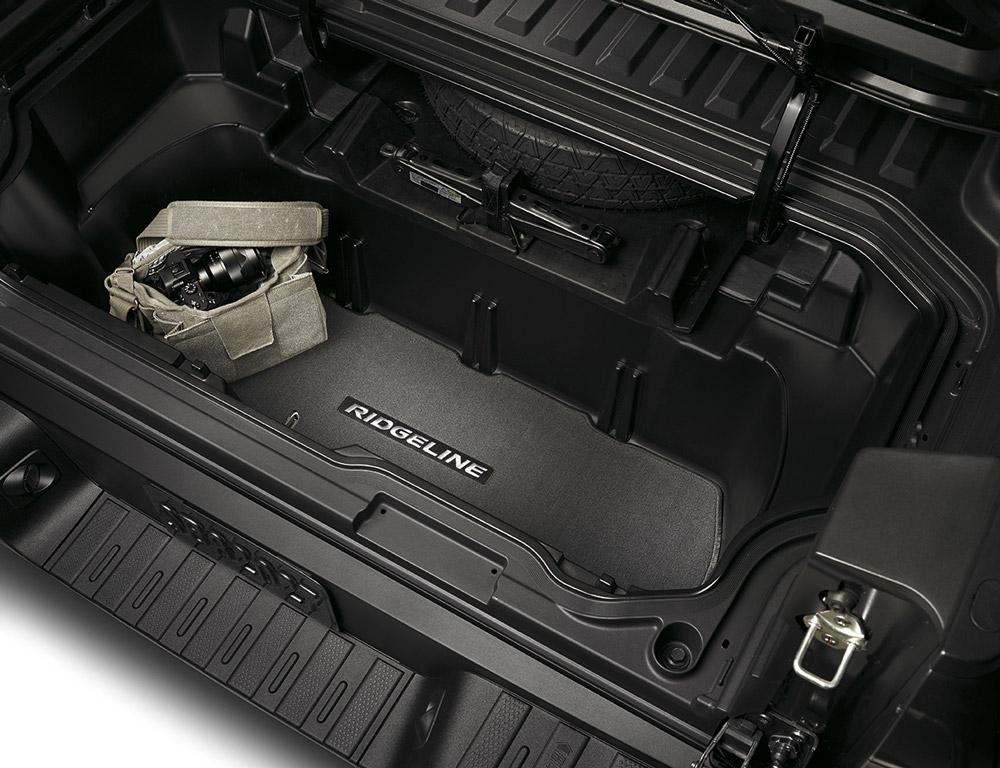 2017 2020 Honda Ridgeline Trunk Carpet 08p11 T6z 100