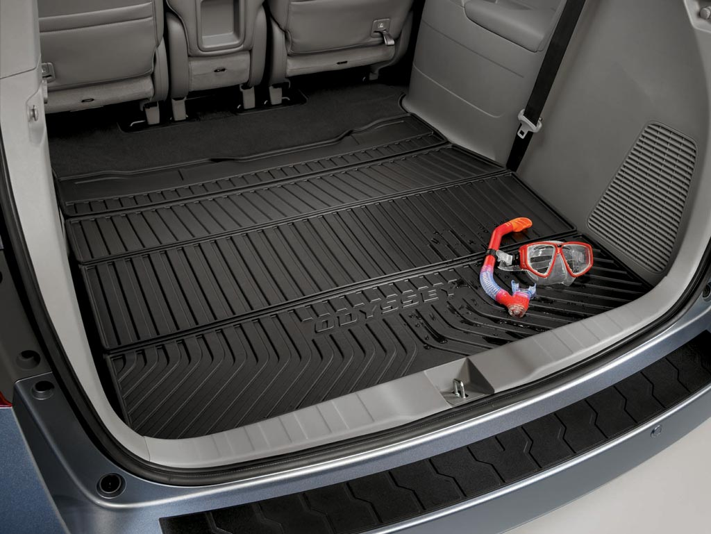 2011 2017 Honda Odyssey Folding Cargo Mat 08U45 TK8 100A