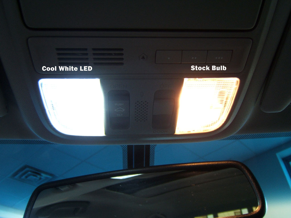 Honda Accord LED Interior Lighting Kit ACCLED