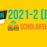 Batch B (2021-2) Season of College Relief Fund (upcoming)
