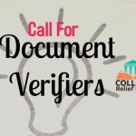 Call For Application As Document Verifiers