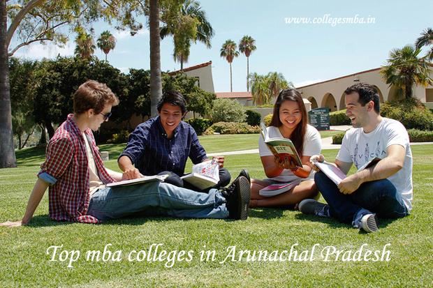 Top MBA Colleges Arunachal Pradesh