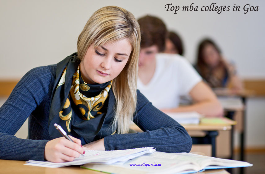 Top MBA Colleges Goa