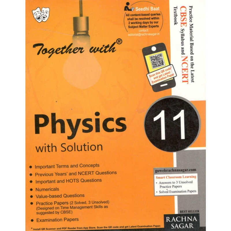 Together With Physics with Solution | Class-11