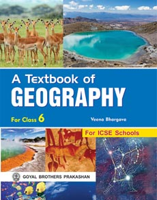 Icse Class 6 Geography Book