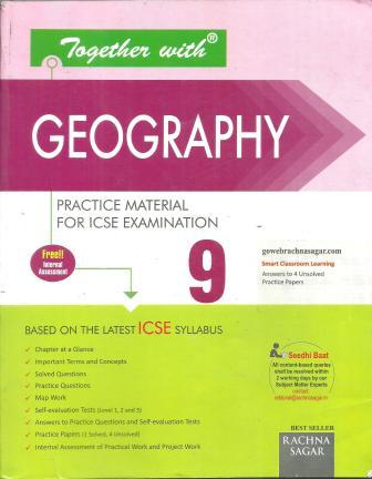 Together With GEOGRAPHY Class IX ICSE