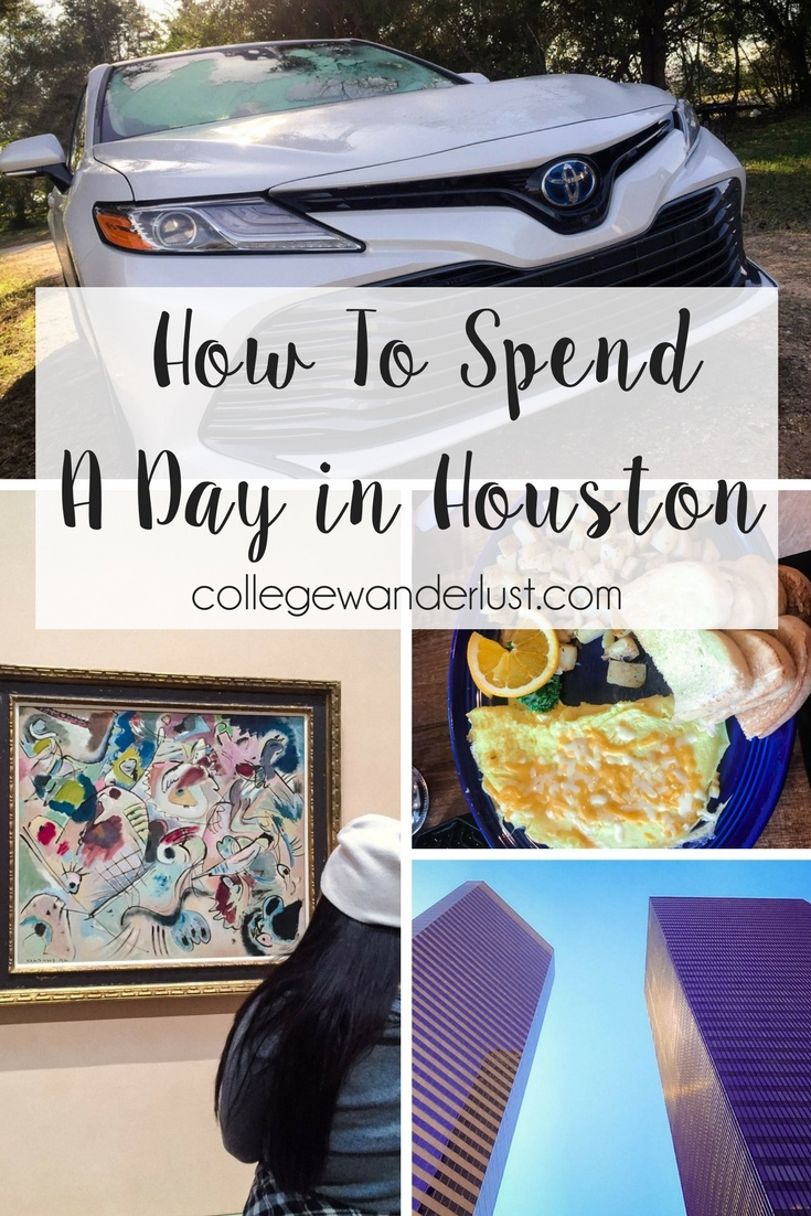 How to spend a day in Houston