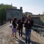 sur le Pont d' Avignon