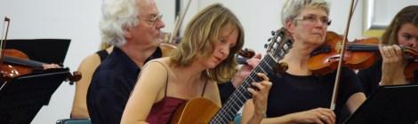 Kleine Konzerte erhalten die Freundschaft