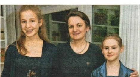 """Erster Platz bei """"Jugend musiziert"""""""
