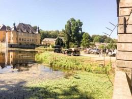 Schloß Dyck Classic Days 2018 _ Parkanlage / Foto: S.Collerius