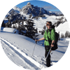 Snowshoeing Holidays in the Dolomites