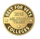 Military Times Best For Vets Badge