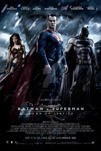 Batman V Superman Dawn Of Justice Movie Poster Batman V Superman Dawn Of Justice Poster