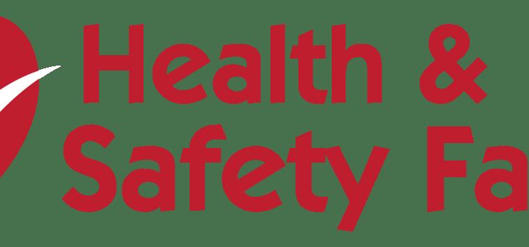 Health and Safety Fair logo