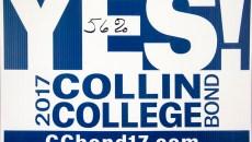 Collin College Bond Passes