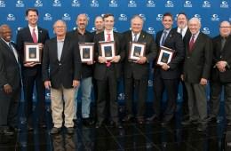 Legislators honored