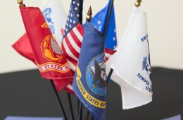 military flags image