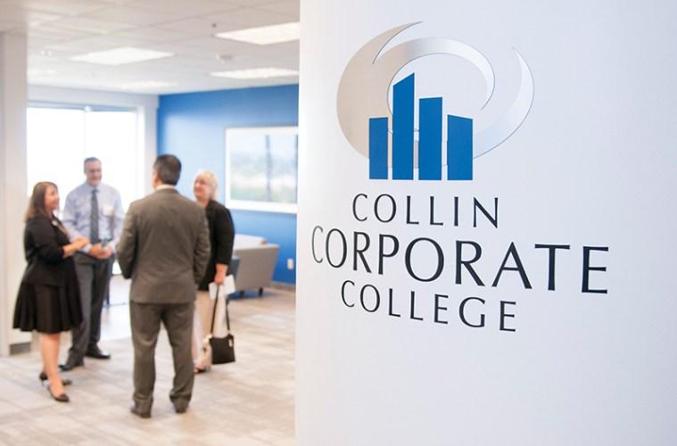 Collin Corporate College Ofiice
