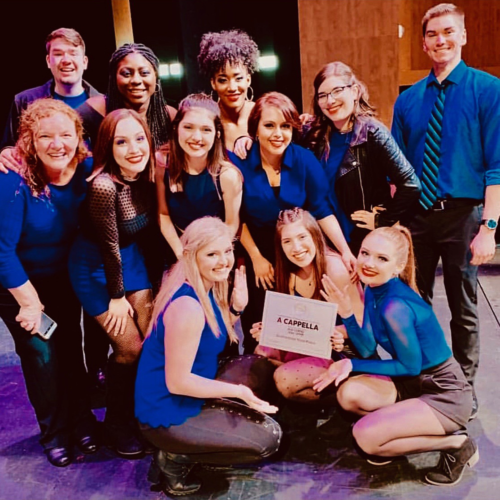 Pop A Capella Group OneSound Competes in ICCA Semifinals