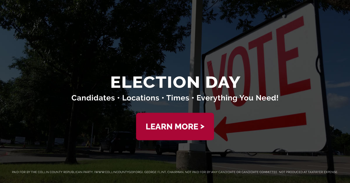 Collin County Voting Locations for the 2019 Constitutional ...