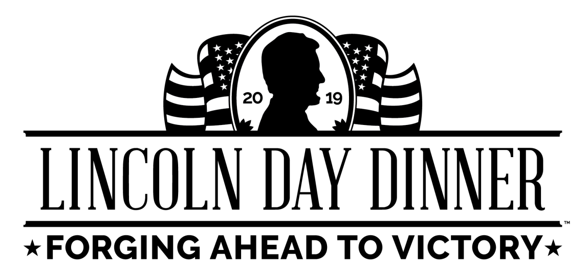 Collin County Lincoln Day Logo 2019