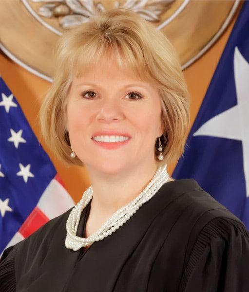 Judge Andrea Thompson