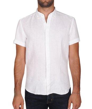 Camicia mezza manica -0