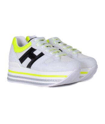 Hogan-lacci-maxi-bianco-giallo-2
