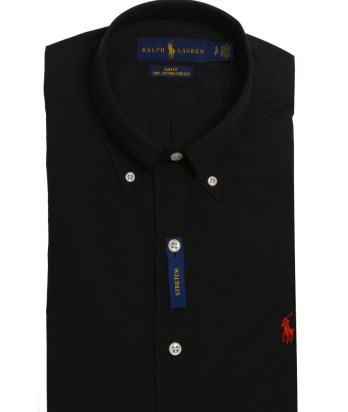 PRL-camicia-ml-slim-bd-nero-1