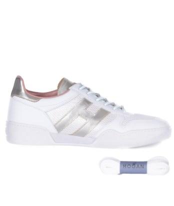 Hogan-lacci-sport-multi-bianco-argento-1