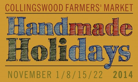 Handmade Holiday 2014 Dates