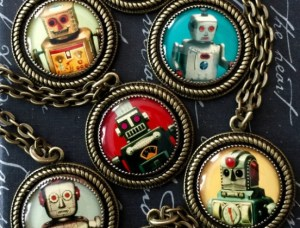 Selena Robot Buttons cropped