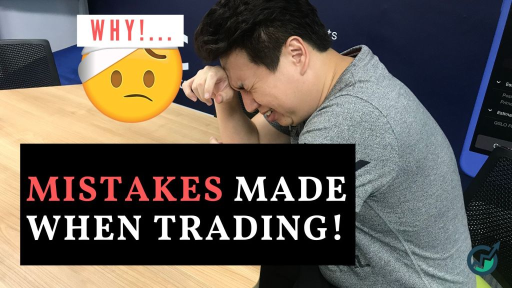 SMT TV Episode 54 – Mistakes I made when trading (TRUTH!!)