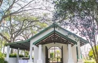 Collisheen Orchid House Chapel