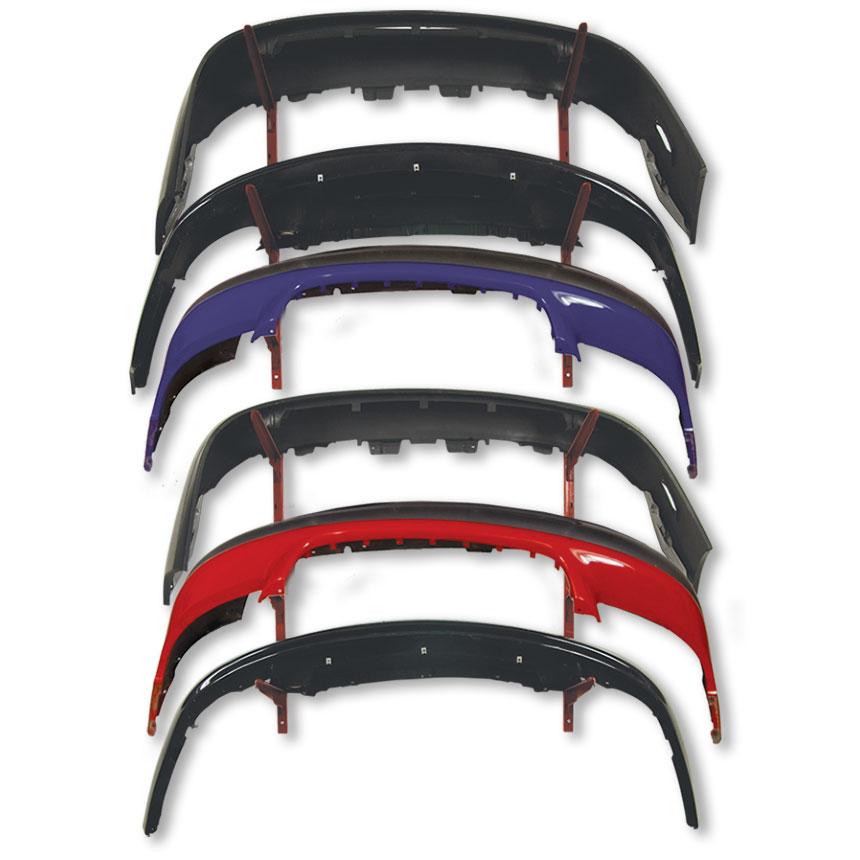 mega bumper wall mount rack by prolific