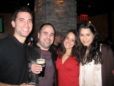 Claudio, Bobby, Amanda C