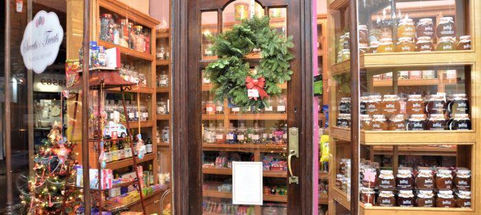 colne christmas wreath