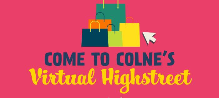 colne virtual highstreet