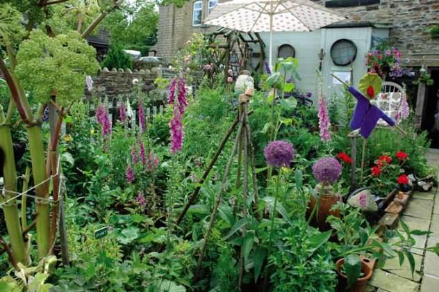 Trawden Garden Festival
