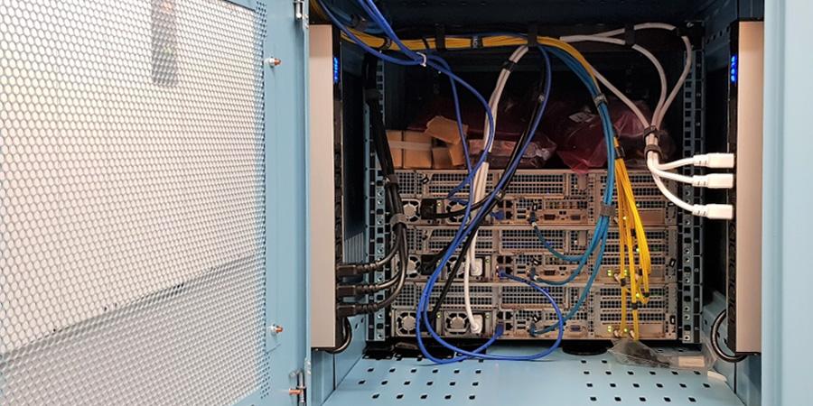 quarter rack and half rack colocation