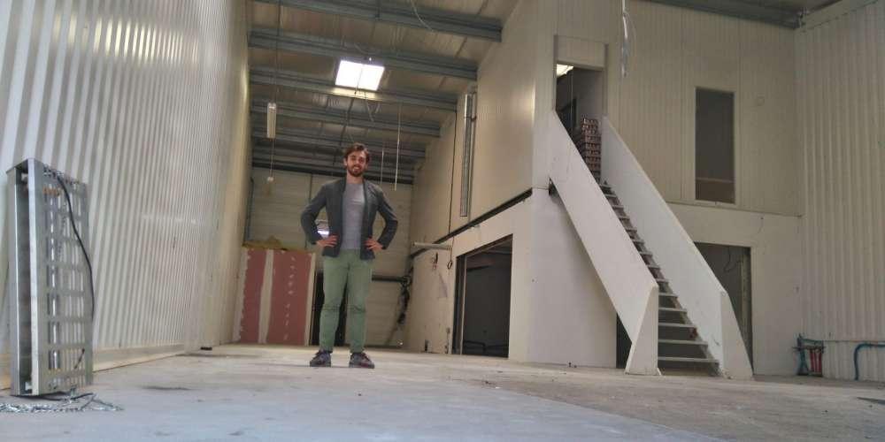 Coloc' 2 Chefs s'installe sur les Docks Maritimes - Article Sud Ouest mai 2017