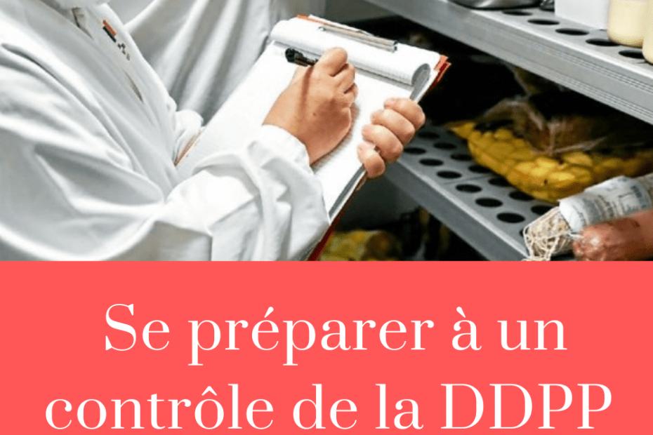 contrôle de la DDPP