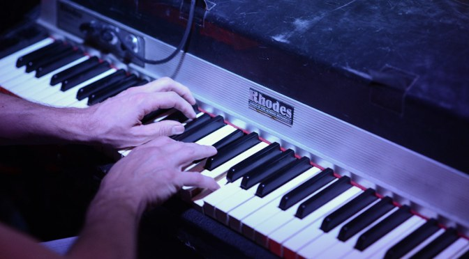 Pablo Held Trio: Live